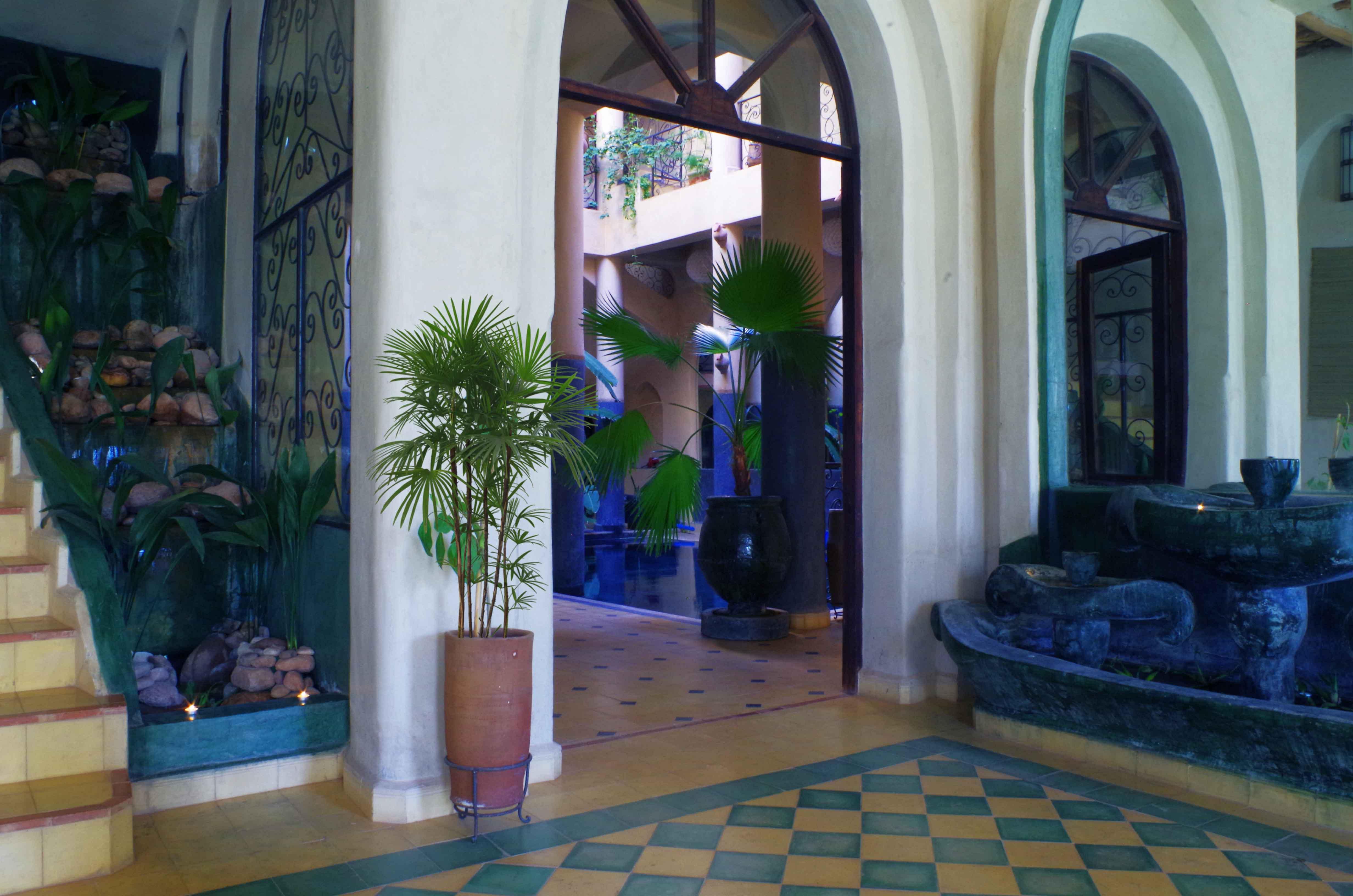 fontaine - kasbah titrit