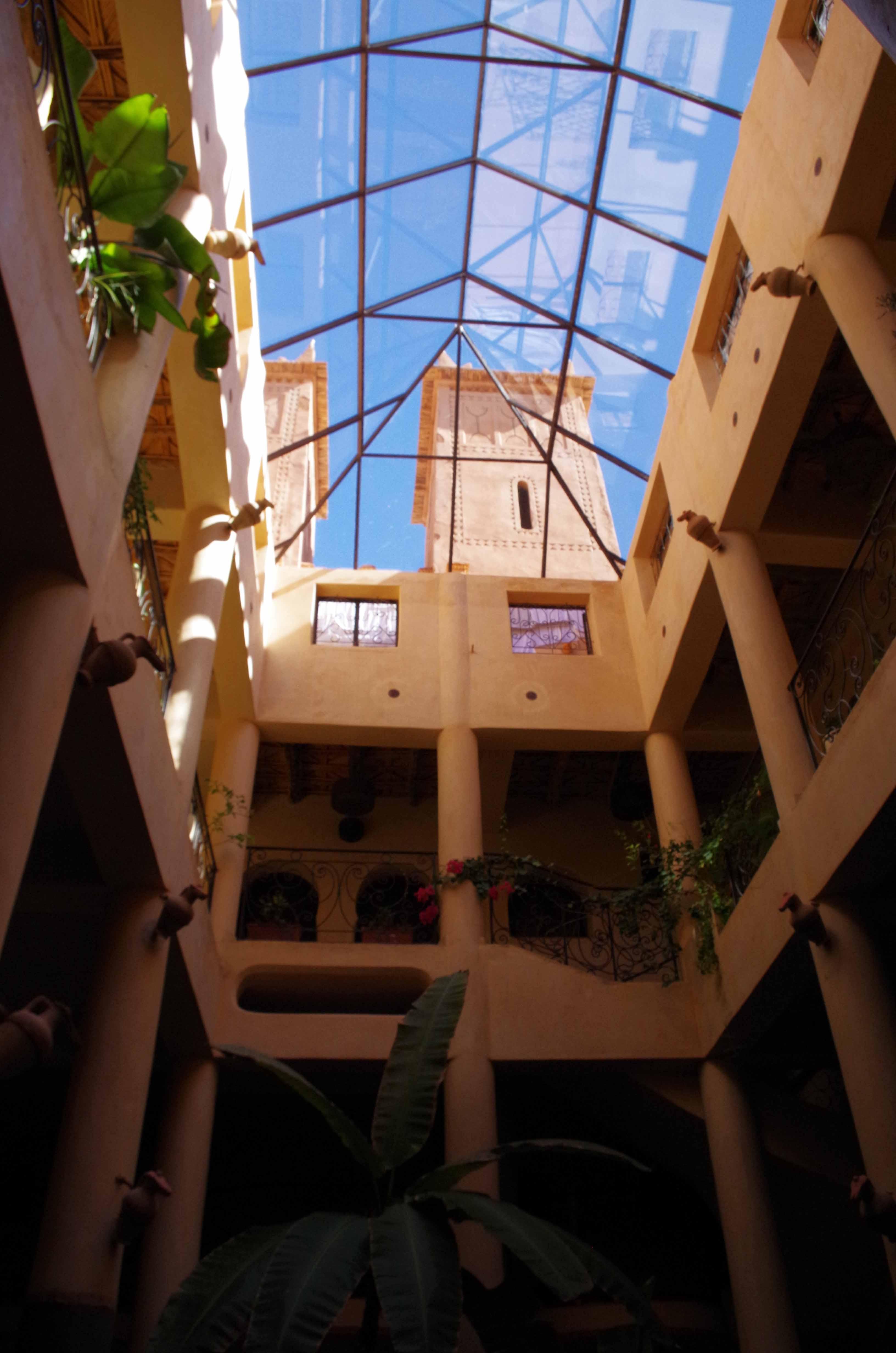le patio de kasbah titrit